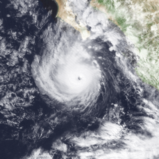 Hurricane Tico Category 4 Pacific hurricane in 1983