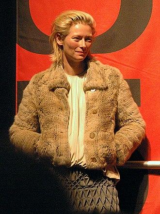 Teddy Award -  Tilda Swinton, Special-Teddy-Award winner in 2008