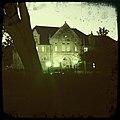 Tilton Memorial at night (5042354057).jpg