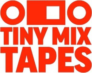 Tiny Mix Tapes - Image: Tinymixtapes logo