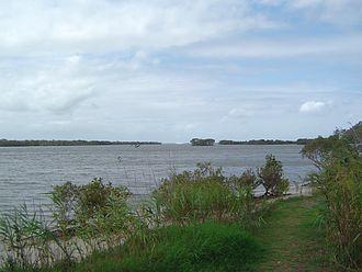 Moreton Bay Marine Park - Kangaroo Island and Tipplers Passage near Jacobs Well, 2014