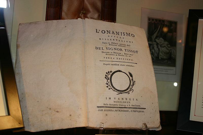 File:Tissot - L'onanismo 1785 - Museo dell'erotismo di Venezia - Foto G. Dall'Orto.jpg