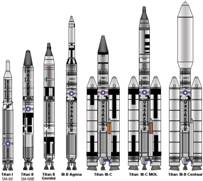 Titan (famiglia di razzi)
