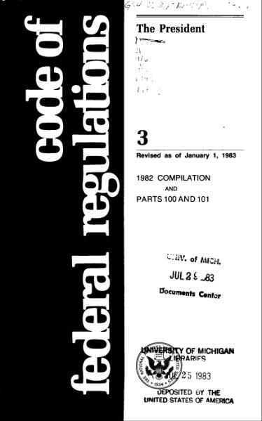 File:Title 3 CFR 1982 Compilation.djvu
