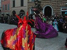 Carnevale tiburtino 2005: maschere