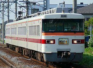 "Tobu Railway - Image: Tobu Express""Kirifuri"""