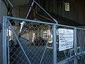 Tokaido Shinkansen materials stockyard under Fujikawa bridge 01.jpg