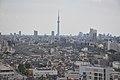 Tokyo Sky Tree viewed from Hoku Topia 2019-05-04.jpg
