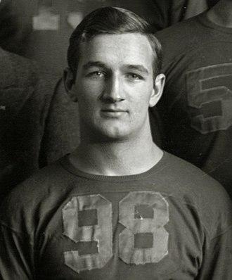 Tom Harmon - Harmon in 1938