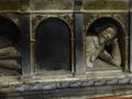 Tomb - beddrod Evan Llwyd (Bodidris), Sir Ddinbych - Denbighshire 1639 06.png