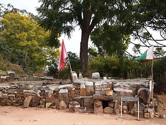 Twelve sacred hills of Imerina - Tomb of Ralambo in Ambohitrabiby