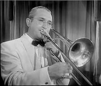 Tommy Dorsey, in The Fabulous Dorseys