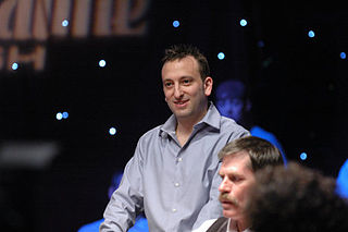 Tony Bloom British poker player