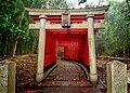 Torii at Yashima-ji, Kagawa, Japan.jpg