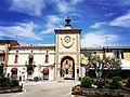 Torre civica (o Torre dell'Orologio) - Sant'Agata sul Santerno (RA) 1.jpg