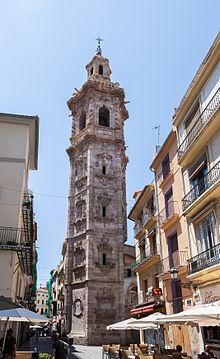 Iglesia de santa catalina valencia wikipedia la - Parroquia santa catalina la solana ...