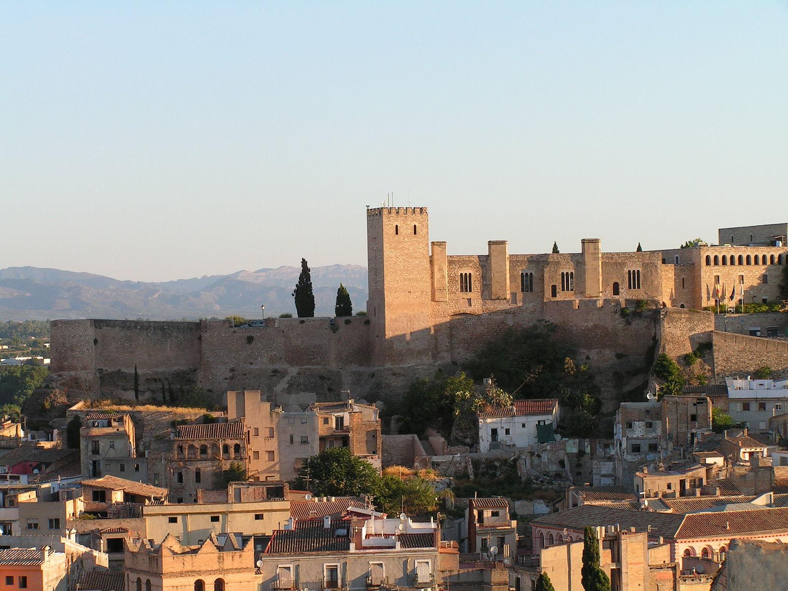 Castell Sant Joan o de la Suda