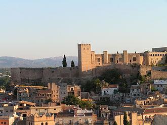 History of Catalonia - Military fortress (suda) of Tortosa