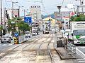 Tosa-den Kamimachi-4-chome Station 20120520.jpg