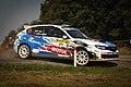 Toshihiro Arai, Anthony McLoughlin, Subaru Impreza STi R4 (9641213616).jpg