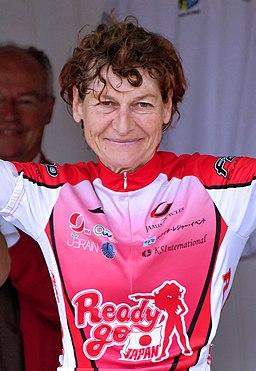 Tour de Bretagne Féminin 2009 Jeannie Longo (3735614401)