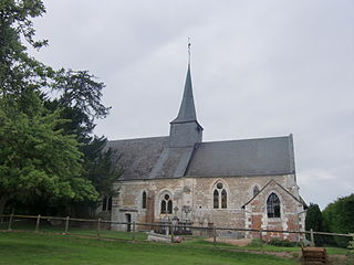 Touville Part of Thénouville in Normandy, France