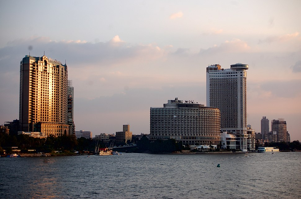 Towers on the Nile