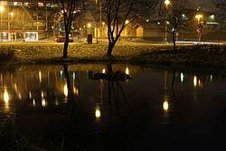 Town Canal Lyötynpuisto Oulu 20141104.JPG