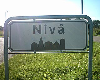 Nivå town in Denmark