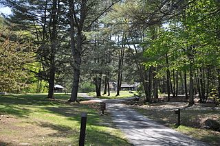 Townshend State Park United States historic place