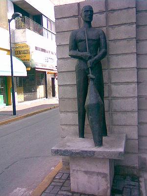 Monumento al Trabajador del Vidrio