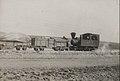 Train de matériel près d'Haudainville. Mallet Orenstein et Koppel 'LA FRANCE' (7150 de 1914), réquisitionnée à la société Rondant et Demenois. 1er août 1916 (Fonds Valois, BDIC).jpg