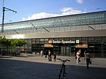 Train station Berlin Spandau 2.JPG