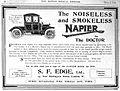 Transport advertisment, Napier, 1913. Wellcome L0000765.jpg