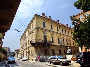 Transylvanian History Museum 1