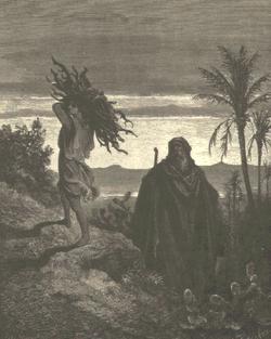 Trial of Abraham's faith
