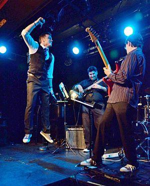 JB Baretsky - JB and Trio (11/2/12)