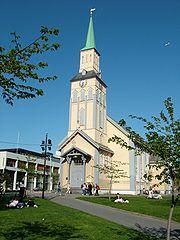 Der Dom von Troms�
