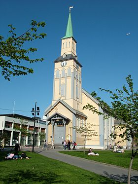 Image illustrative de l'article Cathédrale de Tromsø