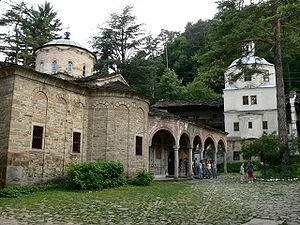 Troyan Monastery - The Troyan Monastery