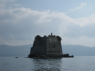 sea fort in Italy