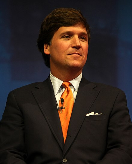 Tucker Swanson McNear Carlson born May 16 1969 is an American conservative political commentator reporter author and columnist who has hosted the nightly