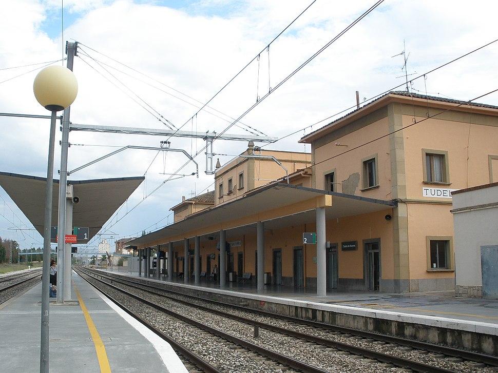 Tudela - Estación de ADIF 1