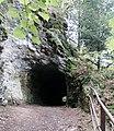Tunel ve skále pod Bredovým mlýnem (03).jpg