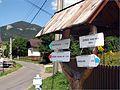 Turistický smerovník ^ Directional - panoramio (2).jpg