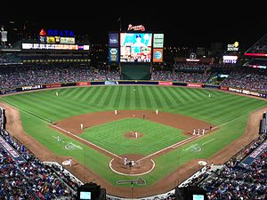 Das Turner Field in Atlanta (2013)