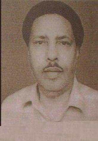 Garhajis - Abdirahman Ahmed Ali Tuur, first President of Somaliland
