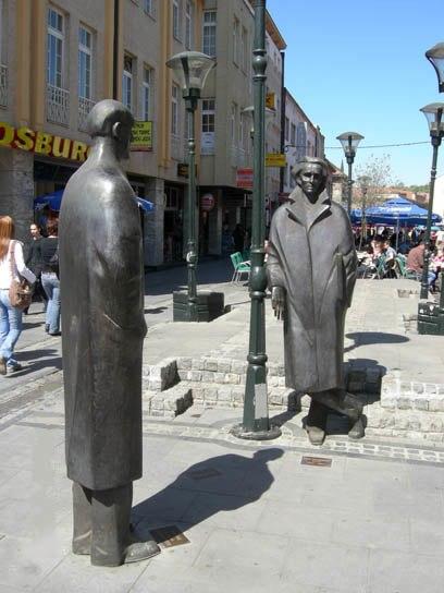 Tuzla-Mesa Selimovic Ismet Mujezinovic
