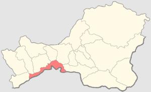 Ovyursky District - Image: Tyva Ovyursky kozhuun