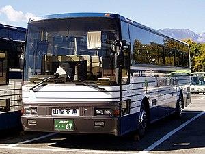 山梨交通観光バス's relation image